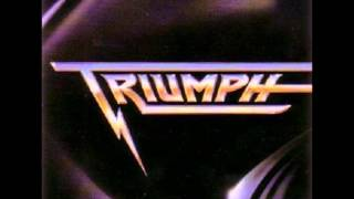 Triumph - Lay It On The Line