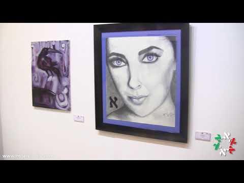 Lewinson Art presenta exposición Grafismo Hebraico en el ICMI
