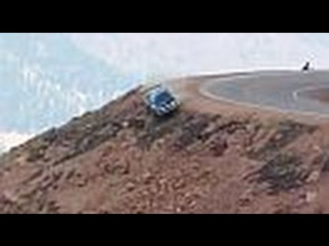 Off A Cliff - Worst And Scariest Non Fatal Race Car Crash Ever