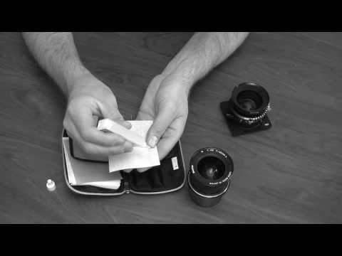 kit lens cleaner by Cura