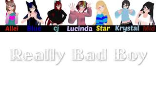 How Lunity Would Sing Really Bad Boy (not clean)