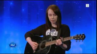 Irma Karoline Iversen    You've Got The Love    Idol Norge FULL Audition 2014