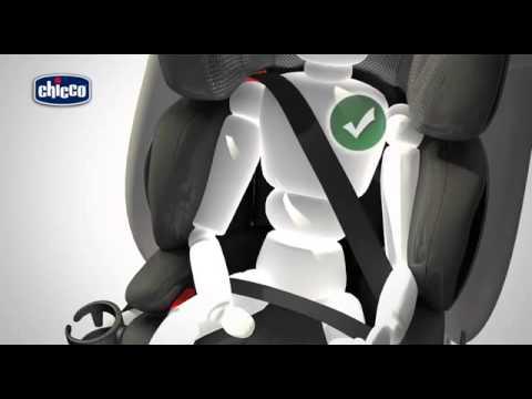 Silla Auto Oasys 2-3 15 36 kg   Video de Instalación