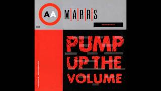 Gambar cover MARRS - Pump Up The Volume (US 12'') (1987) FLAC
