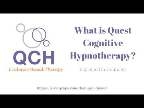 What is Cognitive Hypnotherapy