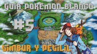Timburr  - (Pokémon) - Guia Pokémon Blanco Cap. 5 -