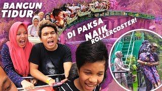 Video MABOK!! Masih Pake Piyama, Baru Bangun Tidur, Blm MakeUp, Di Paksa Naik Rollercoaster Sama Cwo2 MP3, 3GP, MP4, WEBM, AVI, FLV September 2019