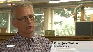 WDR Markt Zirbenholz für besseren Schlaf