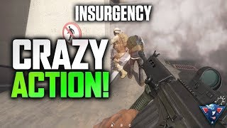 CRAZY ACTION ON EMBASSY! | Insurgency Gameplay (Road to Sandstorm)
