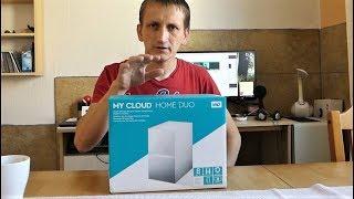 My Cloud Home ( ein private Cloud für Zuhause ) - Unboxing und Ersteinrichtung