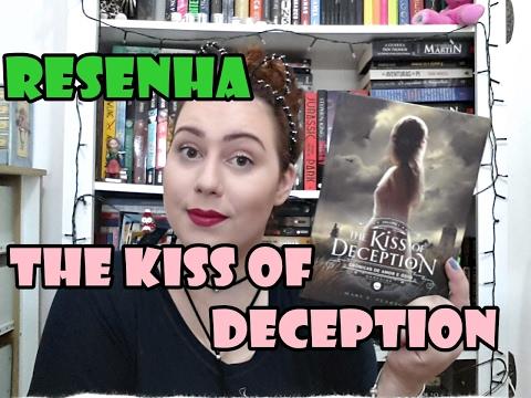 The Kiss of Deception, Mary E. Pearson l Baú Literário