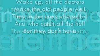 John Legend - Wake up everybody - Lyrics