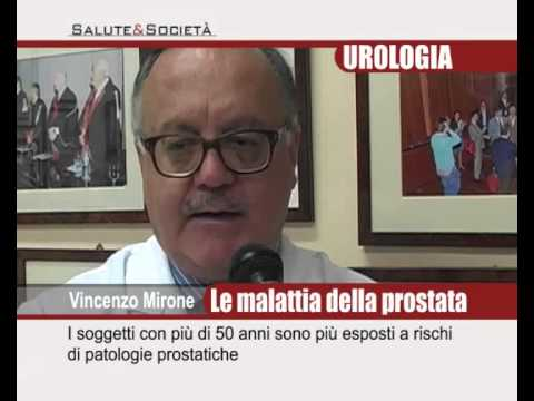 Studio PET di cancro alla prostata