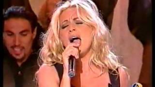 """NEGRO AZABACHE - Mira quién viene esta noche (A3 tv) 7/06/1997 - Marta Sánchez - Álbum """"Azabache"""""""