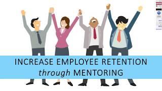 How to Increase Employee Retention through Mentoring