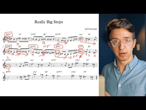 """How to Solo on """"Giant Steps"""" by John Coltrane"""