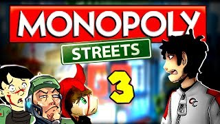 The Monopoly From Hell (Monopoly Streets Part 3 w/ The Derp Crew)