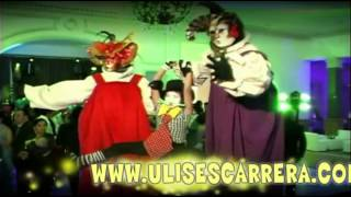 "ULISES CARRERA HORA LOCA ""CLIMAX"" FIESTA TEMATICA"