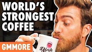 STRONGEST COFFEE IN THE WORLD TASTE TEST