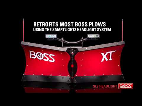 SL3 L.E.D. Headlight System | BOSS Snowplow