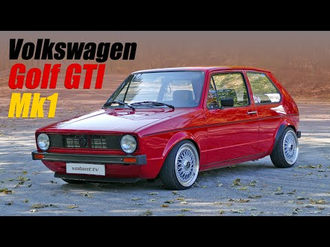 Peter's Volkswagen Golf GTI Mk1 (eng sub) | volant.tv