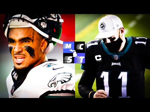 Why Detroit Lions Are Perfect Place For Carson Wentz | Lions Missed Out on Jalen Hurts!!!