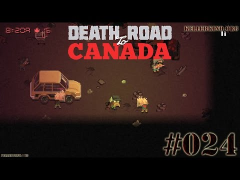 Death Road to Canada #24 – Jhief is back! ★ We play Death Road to Canada [HD|60FPS]