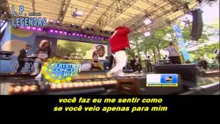50 Cent feat. Trey Songz - Smoke (LIVE ON GMA) LEGENDADO (PAULINHO)