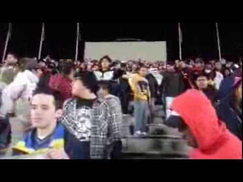 """""""Rebel X6 Cantamos con el corazón, Pumas vs Delfines"""" Barra: La Rebel • Club: Pumas"""
