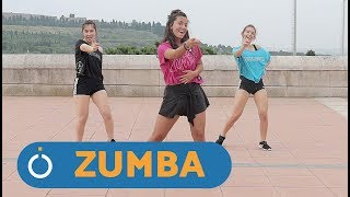 ZUMBA Dance Fitness Tutorial- Full Cardio