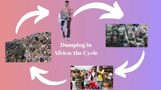 Africa Keeps taking the world's shit : a brief discussion on Nigeria's second hand clothing industry
