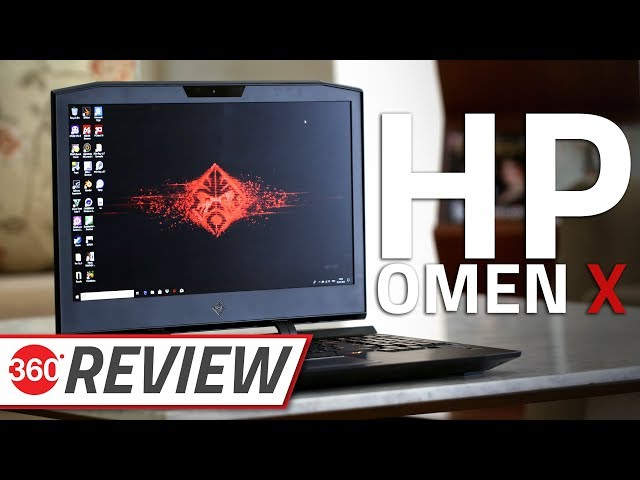 HP Omen X Gaming Laptop Review | NDTV Gadgets360 com