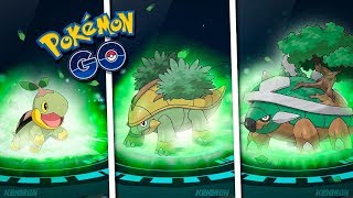 Grotle  - (Pokémon) - La MEJOR EVOLUCIÓN de TURTWIG GROTLE TORTERRA en Pokémon GO [Keibron]