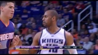 Sacramento Kings Vs Phoenix Suns - Full Game Highlights | October 26, 2016 | NBA Regular Season