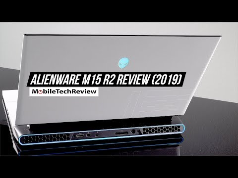 External Review Video nyA-rziaQ28 for Dell Alienware m17 R2 and m15 R2 Gaming Laptops