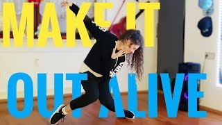 """MAKE IT OUT ALIVE""   Nao Ft Sir 