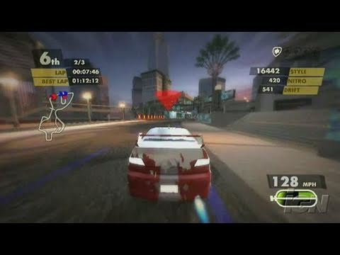 need for speed nitro wii part 1