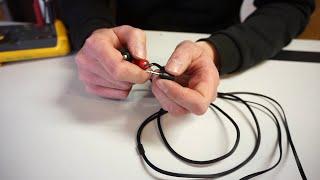 4. Workshop: Kopfhörer reparieren (Kabelbruch, Stecker löten)