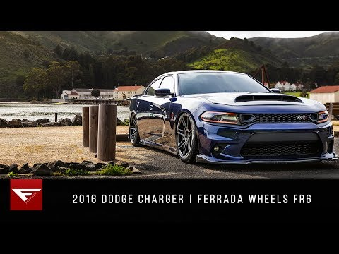 2016 Dodge Charger ScatPack | In the Moment | Ferrada Wheels FR6