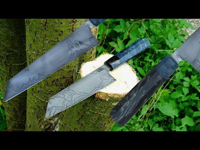 Knife-making-japanese-style