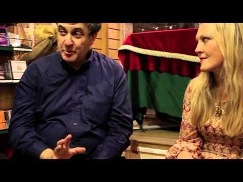 John Levine & Alexandra Wenman on the Healing Power of Music