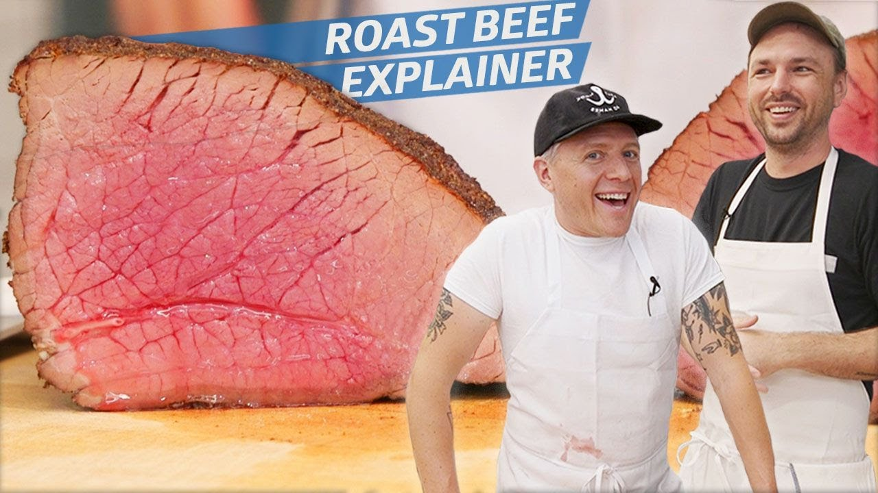 How to Make Deli-Style Roast Beef From a Whole Beef Leg  — Prime Time thumbnail