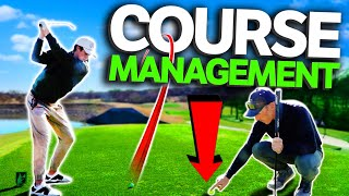 The Best Golf Lesson I've Ever Had | Learning To Score Better! | GM GOLF