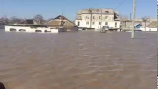 Потоп Атбасар 2017год