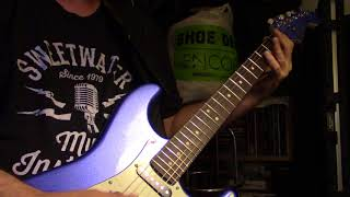 38 Special  -  Rockin Into The Night  -  Guitar Cover