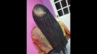 💚💚💚 2019 #Braided Hairstyle Ideas For Black Women : Stylish And Elegant #Hairstyles