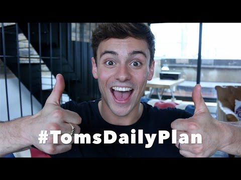 Tom's Daily Plan!!!