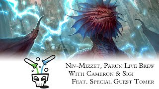 Live Brew: Niv-Mizzet, Parun