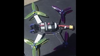 LOS flight with Immersion RC 5 inch Mojo Race Drone video 1