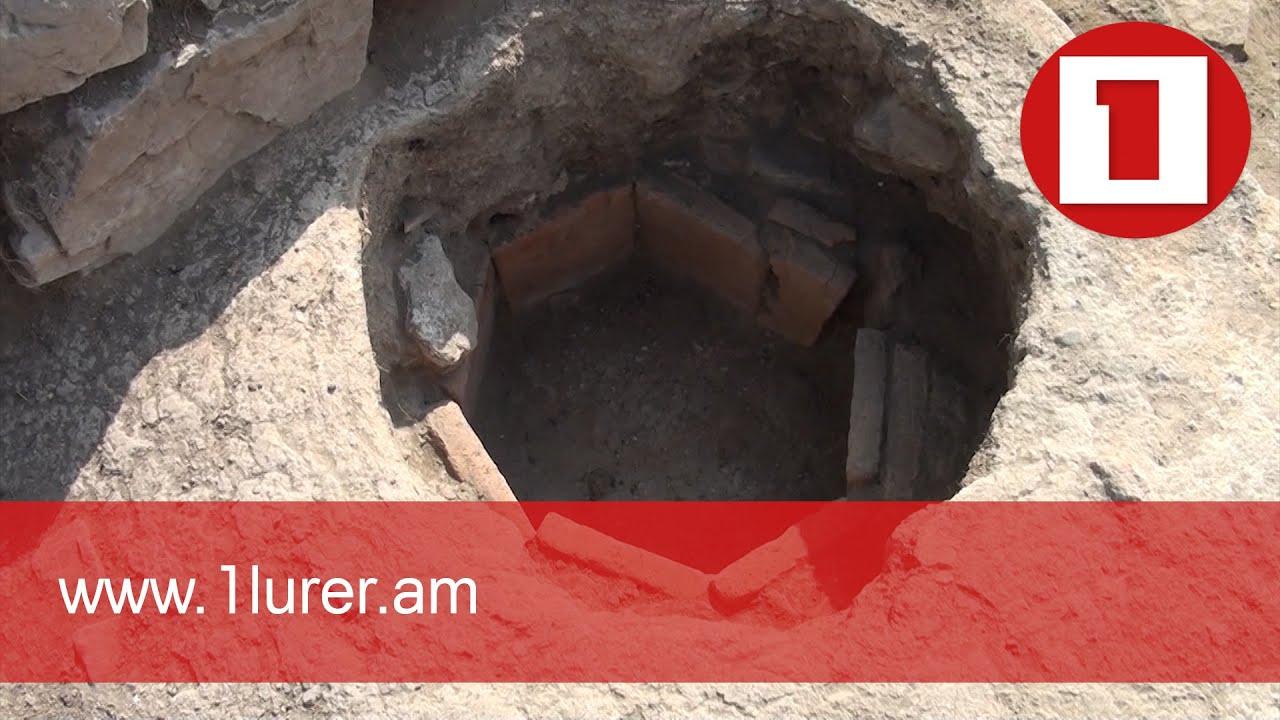 Տավուշ ամրոցի միջնաբերդում պեղումների արդյունքում նոր գտածոներ են հայտնաբերվել